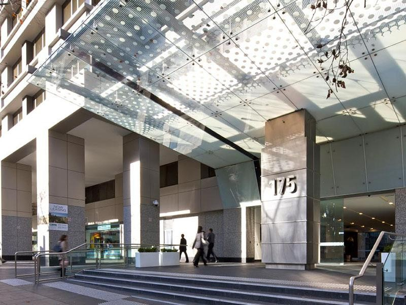 Office in 175 Liverpool Street, Sydney managed by Jll PDS team