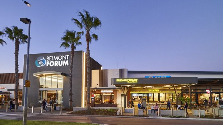 belmont forum shopping centre