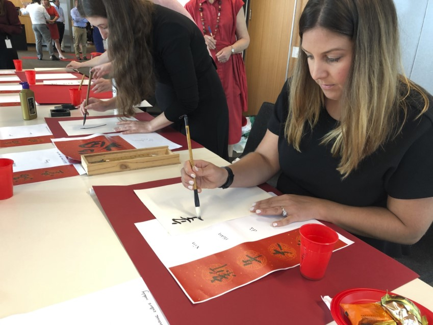 Our teams across Australia celebrated the Lunar New Year with calligraphy sessions and fortune cookies, while our colleagues shared their folklore about the Chinese calendar.