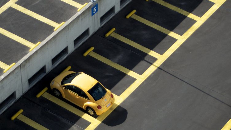 hong kong's pricey parking spaces