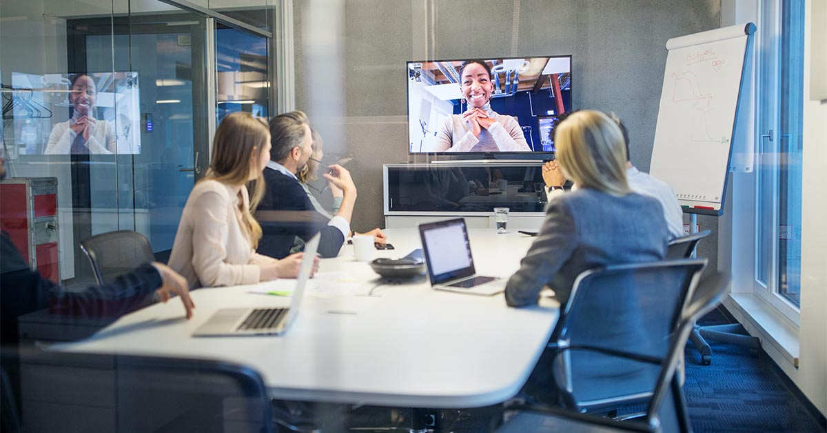 PODCAST: How meeting technology is changing for the hybrid workplace