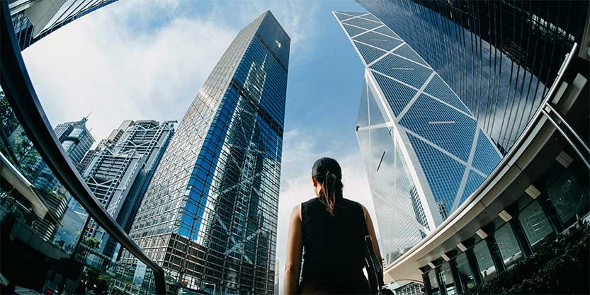 HK commercial real estate 2021 expectations